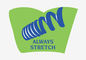always stretch logo
